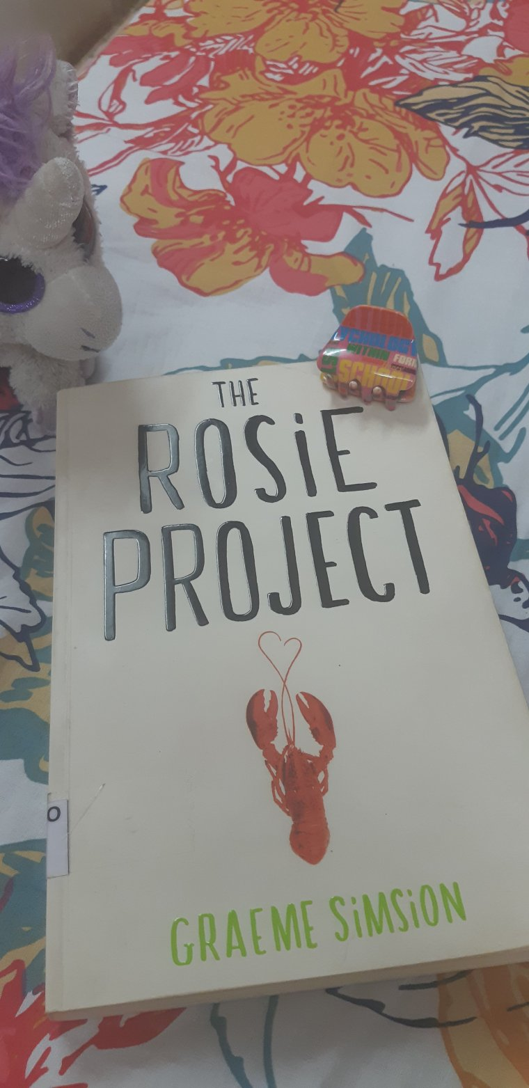 The Rosie Project by Graeme Simsion.. Book Review