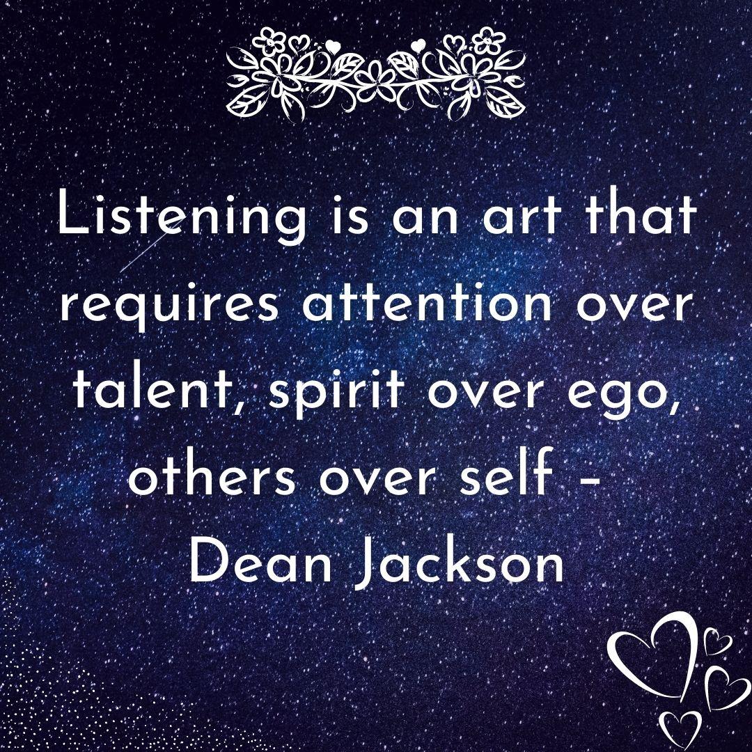 Listening Skills for Better Relationships