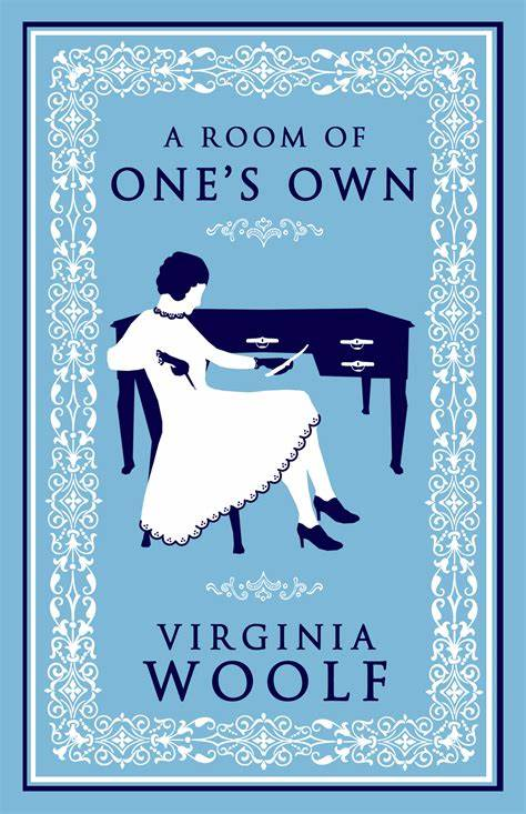 Virginia Woolf – A Room of One's Own – Book Review