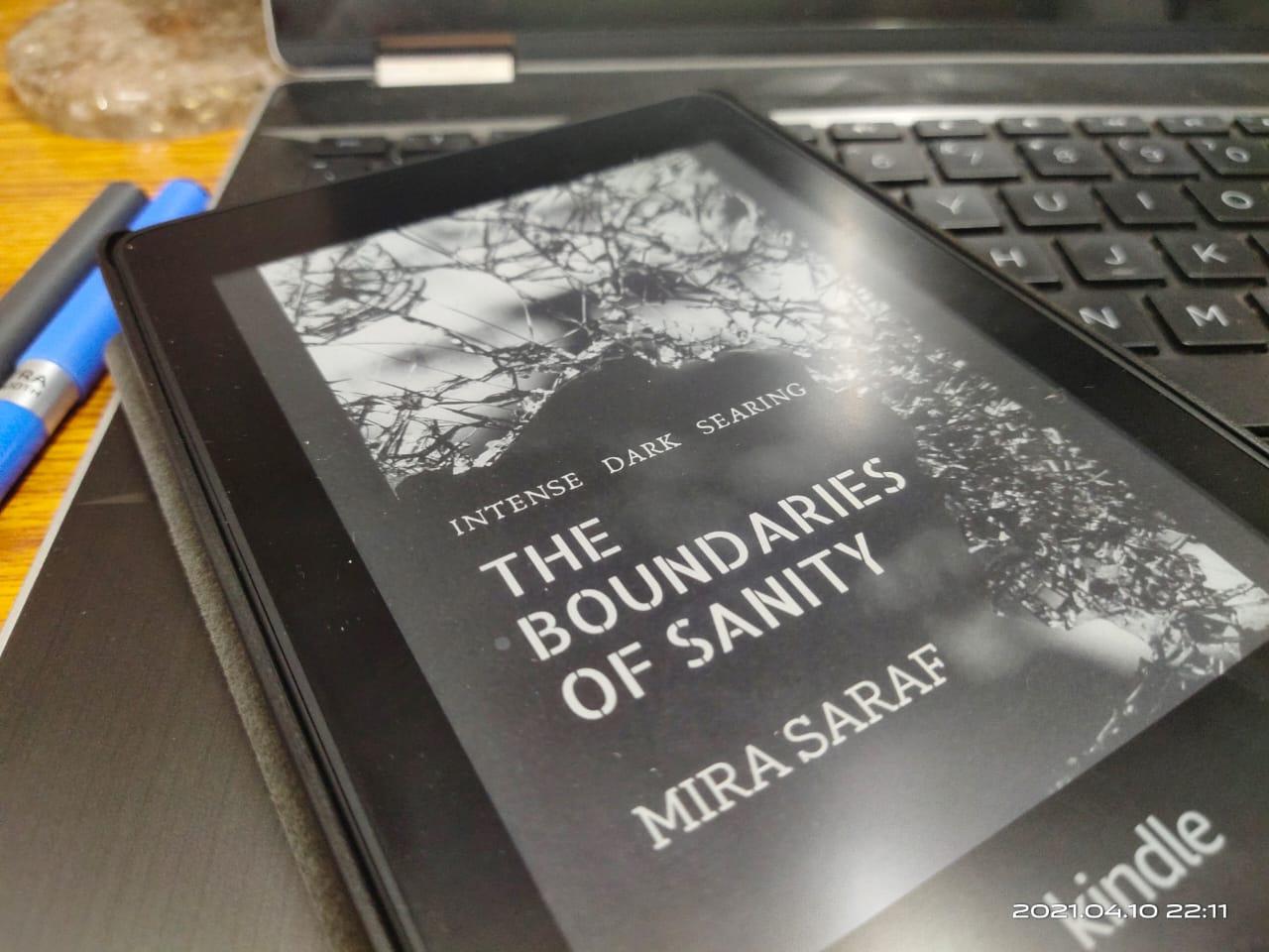 Boundaries of Sanity by Mira Saraf – Book Review