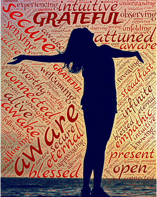 Gratitude practice – Say thanks everyday!