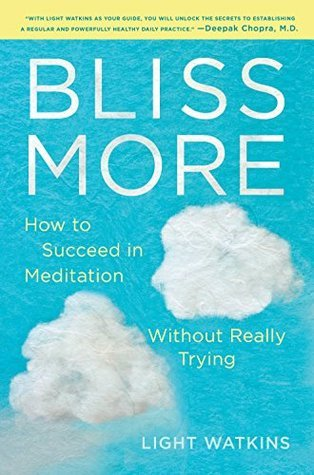 Bliss more by Light watkins book cover.
