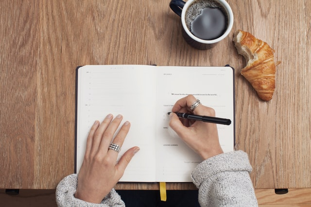 Journaling prompts for a month of Self Discovery!
