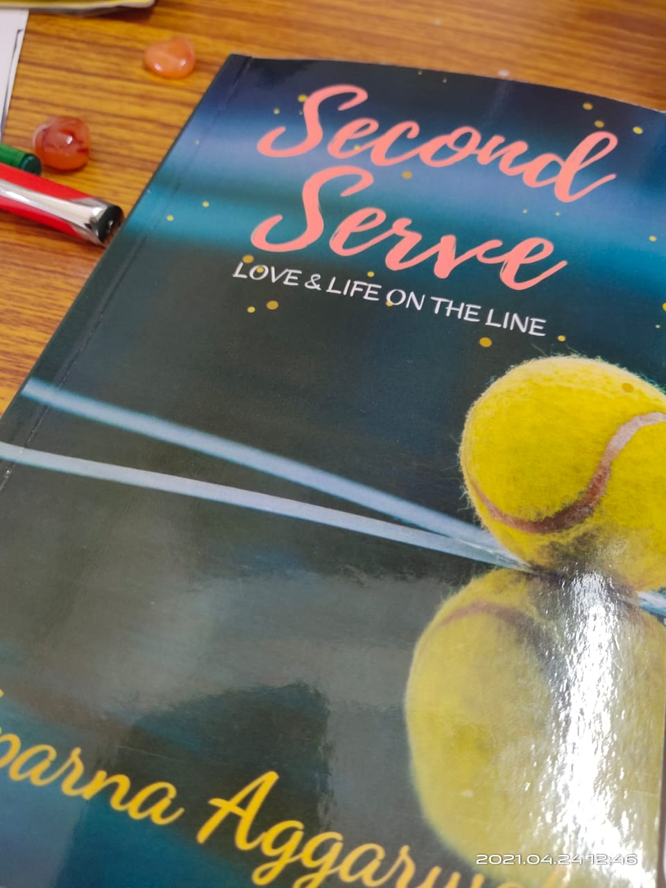 Second Serve by Aparna Aggarwal – Book Review